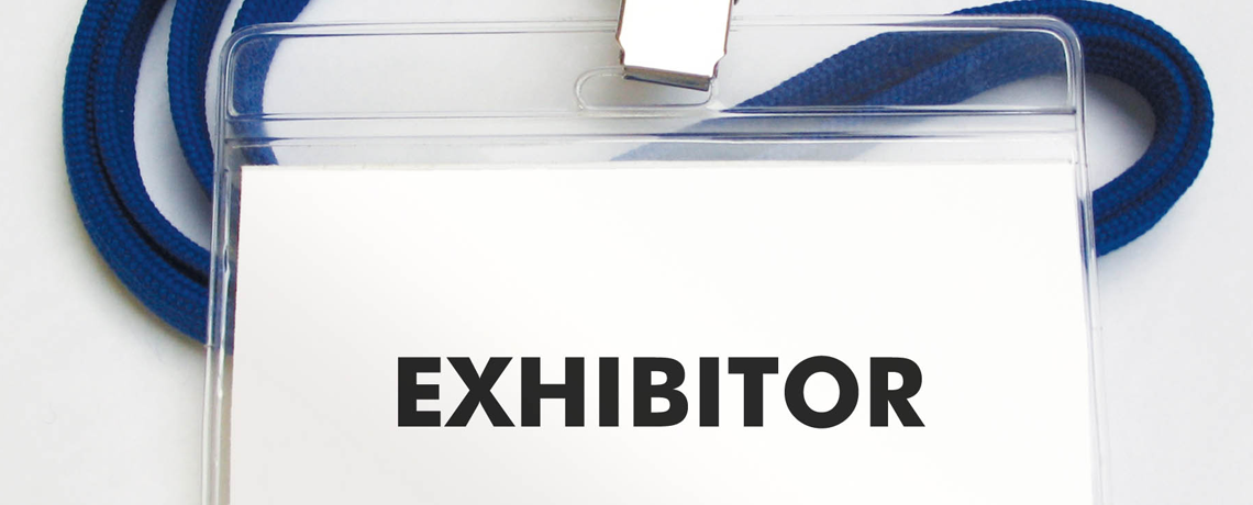 Exhibitor Registration is Now Open