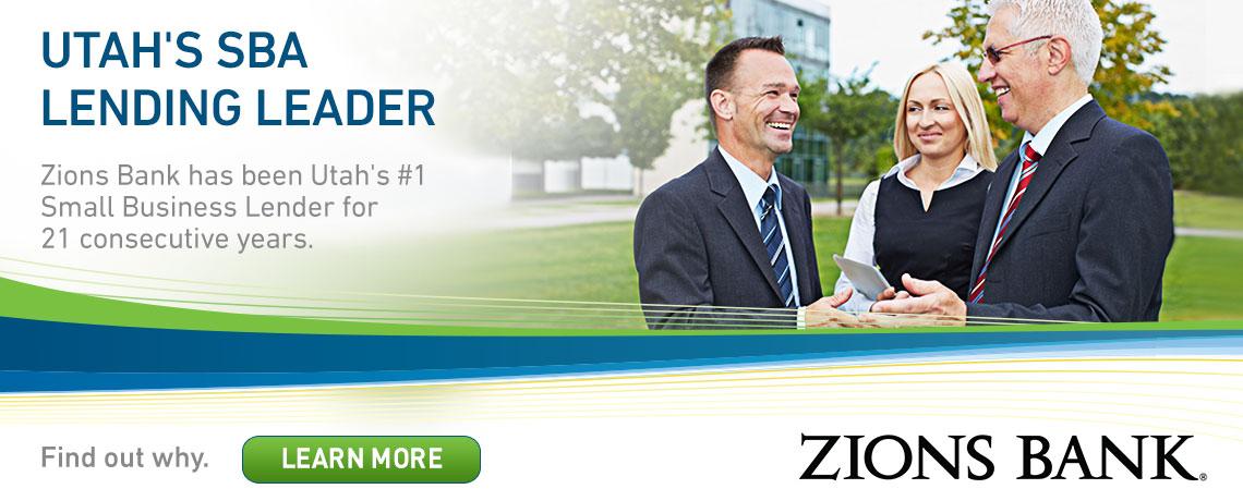 Sponsor: Zions Bank